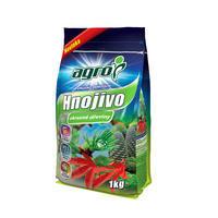 AGRO OM hn. okrasné dřeviny 1 kg + ZDARMA KRISTALON pro pokojové rostliny