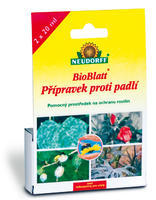 Neudorff  BioBlatt - přípravek proti padlí 2x 20 ml bez chemie