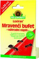 Loxiran mravenčí bufet, náhradní náplň
