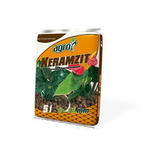 AGRO Keramzit 8 - 16 mm 5 l + ZDARMA KRISTALON pro pokojové rostliny
