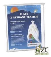Neotex - TUNEL z bílé netkané textilie 70cm x 5 m
