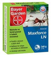 BG Insekticid MAXFORCE LN na mravence 3x8g