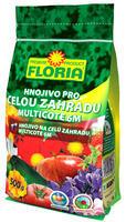 FLORIA Hnojivo pro celou zahradu MULTICOTE 500 g  + ZDARMA KRISTALON pro pokojové rostliny
