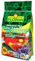FLORIA Hnojivo pro celou zahradu MULTICOTE 500 g