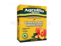AgroBio ZDRAVÁ BROSKEV plus -souprava proti kadeřavosti a chloroze