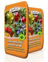 Zahradnický substrát B s aktivním humusem 50 l