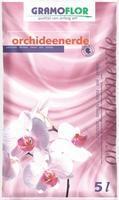GRAMOFLOR Substrát pro orchideje 5l