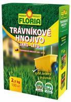 FLORIA Trávníkové hnojivo JARO/LÉTO 2,5 kg - doprodej