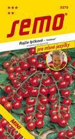Rajče tyčkové třešňové - Mini mlsné jazýčky 30s