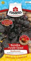 Rosteto Bazalka pravá - Purple Opaal 1g