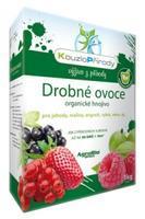 AgroBio KOUZLO PŘÍRODY Drobné ovoce organické hnojivo 1 kg