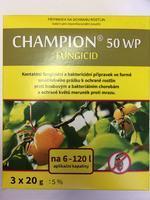 CHAMPION 50 WP 3x20g