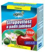 AGRO Strupovitost a padlí jabloní STOP 3x25g