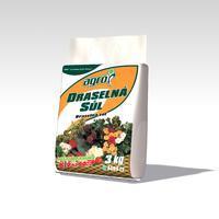 AGRO Draselná sůl 3 kg + ZDARMA KRISTALON pro pokojové rostliny