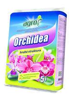 AGRO Substrát pro orchideje 5 l + ZDARMA KRISTALON pro pokojové rostliny