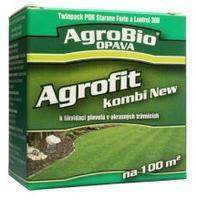 AgroBio AGROFIT kombi NEW 100 m2 Plevele v trávníku