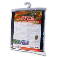 AGRO 1,6 x 10 m Mulčovací tkaná textilie černá + ZDARMA KRISTALON pro pokojové květiny