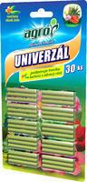 AGRO Univerzální tyčinkové hnojivo 30 ks + ZDARMA KRISTALON pro pokojové rostliny
