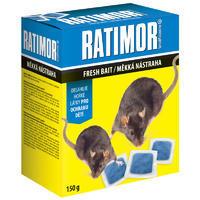 RATIMOR Brodifacoun - měkká nástraha 150 g