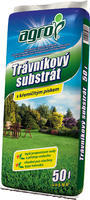 AGRO Trávníkový substrát 50 l + ZDARMA KRISTALON pro pokojové rostliny