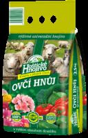 FORESTINA Ovčí hnůj NOVINKA 2,5 kg