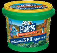 FORESTINA Hoštické podzimní NPK s guánem - kbelík 4,5 kg