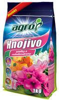 AGRO OM hn. azalky a rododendrony 1kg + ZDARMA KRISTALON pro pokojové květiny