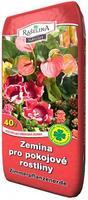 Zemina pro pokojové rostliny 40 l