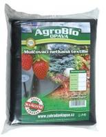 AgroBio netkaná textilie 50g/m2 1,6x10 m černá