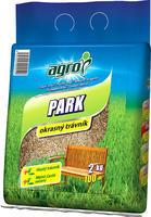 AGRO TRAVNÍ SMĚS PARK - taška 2 kg  + ZDARMA KRISTALON pro pokojové rostliny