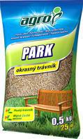 AGRO TRAVNÍ SMĚS PARK 0,5 kg + ZDARMA KRISTALON pro pokojové květiny
