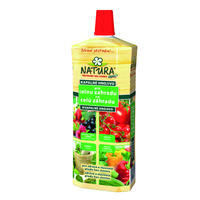 AGRO NATURA Org. kapalné hnojivo pro celou zahradu 1 l + ZDARMA KRISTALON