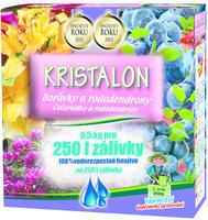 AGRO KRISTALON Borůvky a rododendrony 0,5 kg