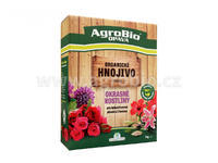 AgroBio TRUMF Okrasné rostliny organické hnojivo 1 kg