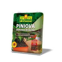 FLORIA Piniová dekorační kůra 5 l  + ZDARMA KRISTALON pro pokojové rostliny
