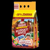 HOŠTICKÉ HNOJIVO Koňský hnůj Váňův 2,5 kg + 30% ZDARMA