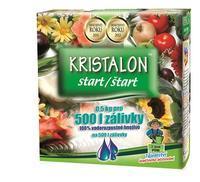 AGRO KRISTALON Start 0,5 kg + ZDARMA KRISTALON pro pokojové rostliny