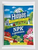 FORESTINA Hoštické NPK hnojivo s guánem 1 kg