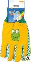 Dětské rukavice Stocker žába