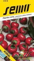 Chilli semínka KORÁL třešňová 0,6g silně pálivá