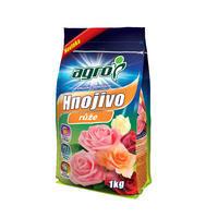 AGRO OM hn. růže 1 kg + ZDARMA KRISTALON pro pokojové květiny