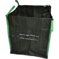 VAK na zahradní odpad - zelený 90x90x100 cm