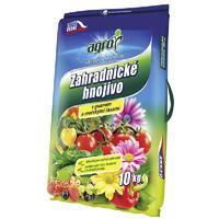 AGRO Zahradnické hnojivo 10 kg + ZDARMA KRISTALON pro pokojové rostliny