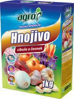 AGRO OM hn. cibule a česnek 1 kg + ZDARMA KRISTALON pro pokojové květiny