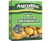 AgroBio Proti plevelům v bramborách Mistral 5x20 g