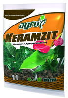 AGRO Keramzit 4 - 8 mm 1 l + ZDARMA KRISTALON pro pokojové rostliny