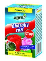 AGRO Choroby růží STOP 5 ml + ZDARMA KRISTALON pro pokojové rostliny