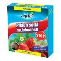 AGRO Plíseň šedá na jahodách  STOP 2x7,5 g
