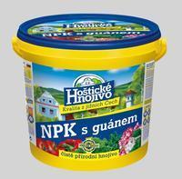 FORESTINA Hnojivo Hoštické NPK s guánem, kbelík 8 kg