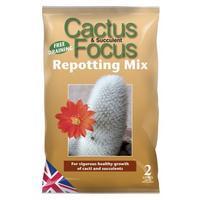 GROWTH TECHNOLOGY Substrát Kaktus Focus 2l